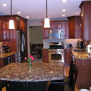 Kitchen remodeling in the Twin Cities