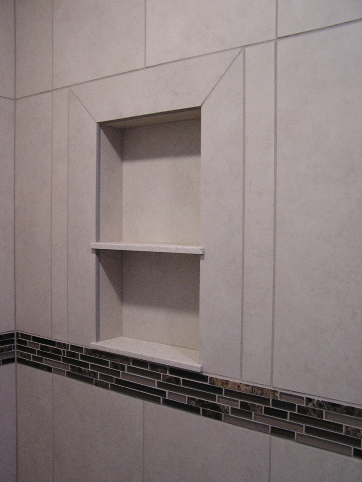 Tile shower remodeling in the Twin Cities