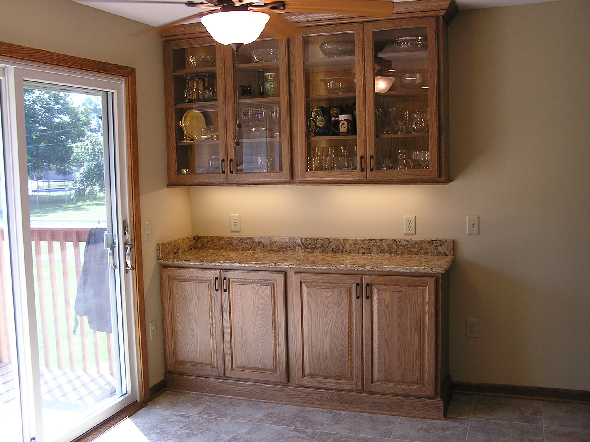 Twin Cities Custom buffet cabinets