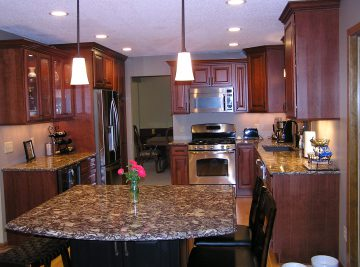 Twin Cities kitchen & bath contractors