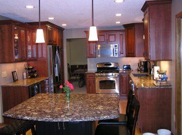 Twin Cities kitchen & bath contractors