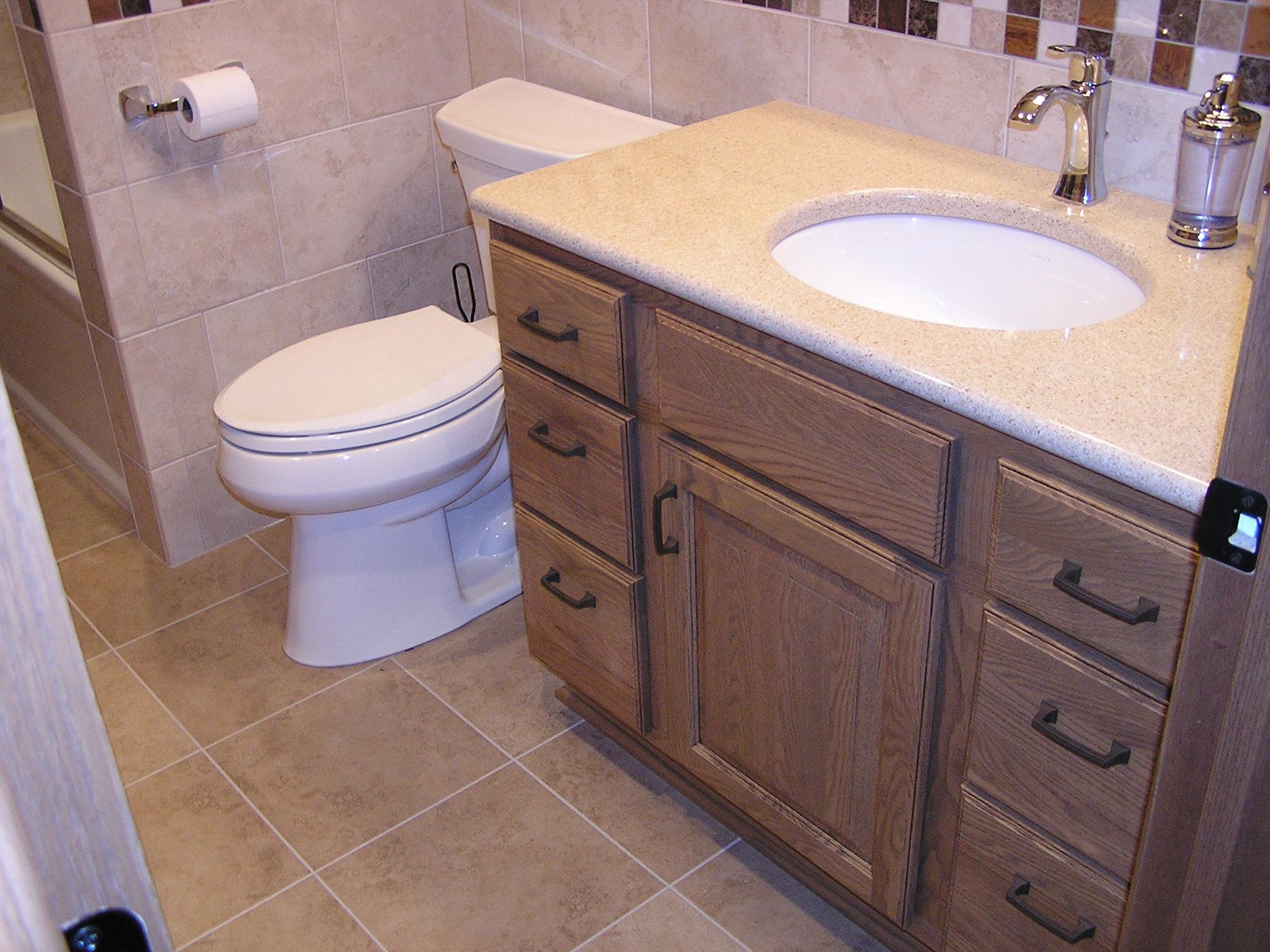 Custom bathroom in Inver Grove Heights