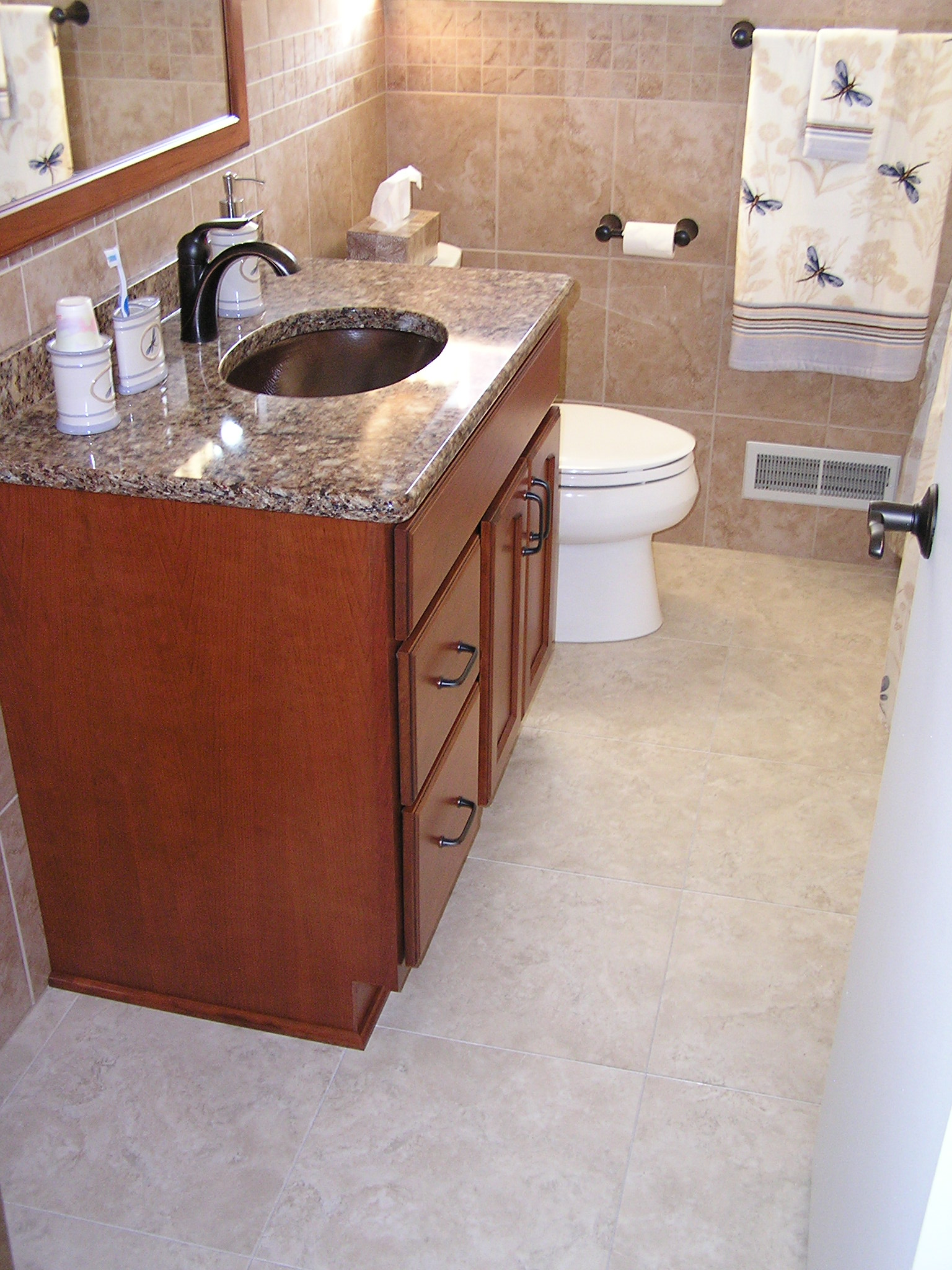 Washington County bathroom remodeling