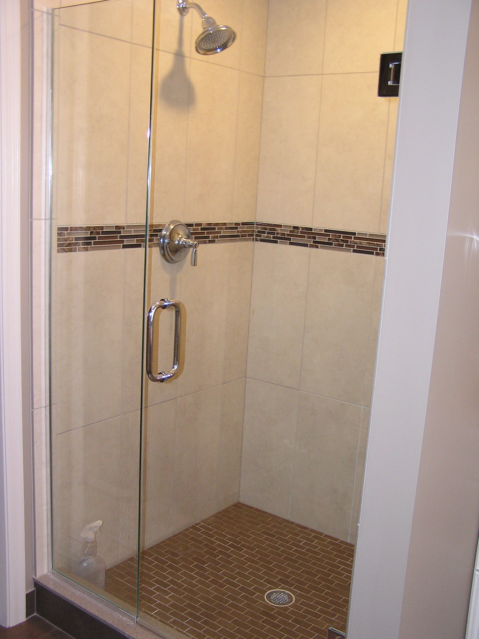 Twin Cities custom shower remodeling