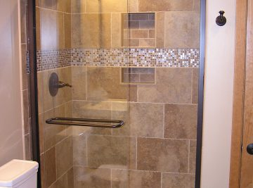 Shower remodeling in Rosemount MN