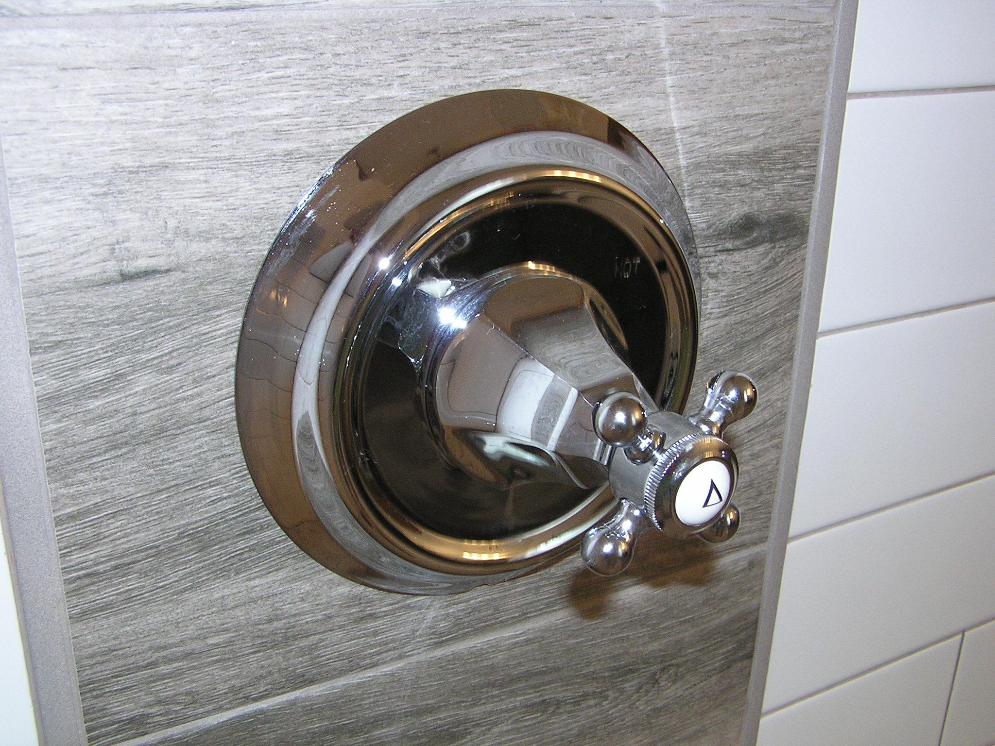 Shower fixture
