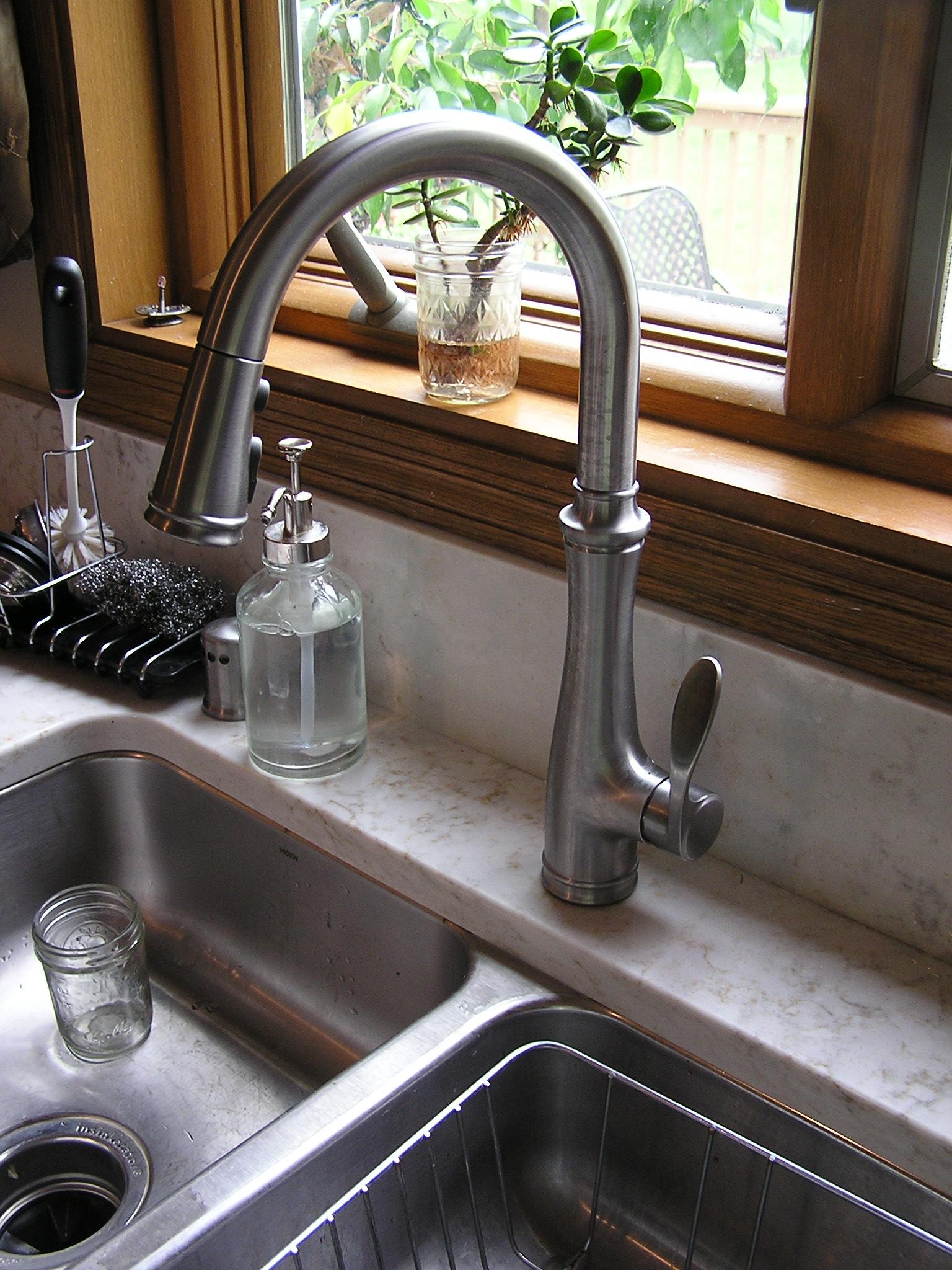 Kohler kitchen faucet